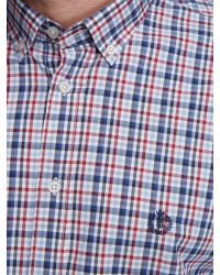 Henri Lloyd | Red Classic Shirt for Men | Lyst