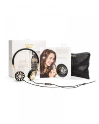 BaubleBar - Metallic Frends X Helios Layla Headphones Set-black - Lyst