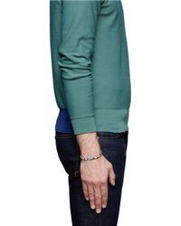 Luis Morais | Multicolor Lady Bug Charm Multicolour Bead Bracelet for Men | Lyst