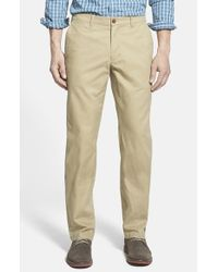 Bonobos | Blue Straight Leg Summer Weight Chinos for Men | Lyst
