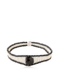 Ziio | White Armonia Bracelet | Lyst