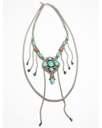 Vanessa Mooney | Metallic Sirius Necklace | Lyst