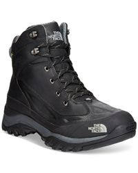 The North Face | Black M Storm Sneakers for Men | Lyst