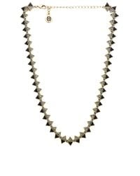 House of Harlow 1960 | Metallic Ascension Collar Necklace | Lyst