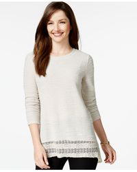 Style & Co. | Natural Only At Macy's | Lyst
