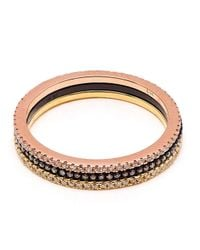 Rosa De La Cruz | Pink Diamond Band Ring | Lyst