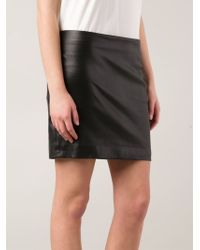 The Row | Black 'Loflon' Skirt | Lyst