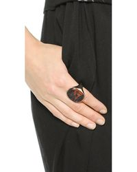 Vivienne Westwood - Gerlinde Ring - Mahogany/Pink Gold - Lyst