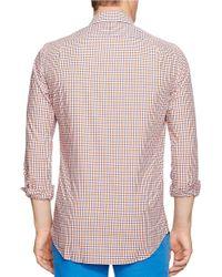 Polo Ralph Lauren | Blue Checked Estate Sportshirt for Men | Lyst
