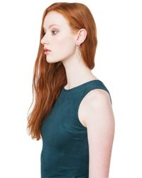 AKIRA | Gray Earring | Lyst