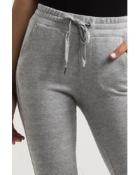 Akira - Gray Just Chill Sweatpants - Lyst