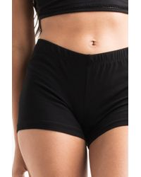 Akira - Black You Look Good Shorts - Lyst