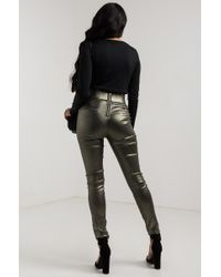 Akira - Black Find Another You Booty Leggings - Lyst