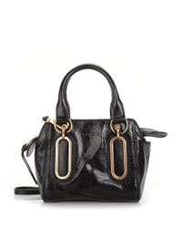 See By Chloé | Black Mini 'paige' Crossbody Bag | Lyst