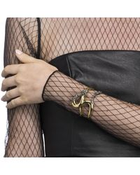 Alexis Bittar - Metallic Snake Cuff Bracelet You Might Also Like - Lyst