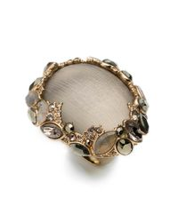 Alexis Bittar - Metallic Neo Bohemian Gold Marquis Vine Edged Ring You Might Also Like - Lyst