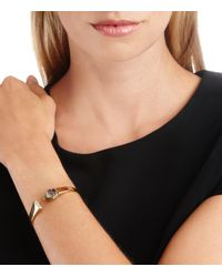 Alexis Bittar - Black Geometric Bar Hinge Bracelet You Might Also Like - Lyst