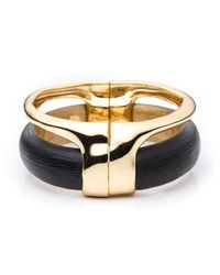 Alexis Bittar - Metallic Gold Stacked Hinged Bracelet You Might Also Like - Lyst
