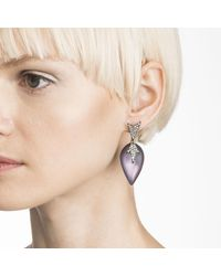 Alexis Bittar - Multicolor Crystal Encrusted Dangling Starburst Post Earring You Might Also Like - Lyst