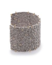 Alexis Bittar | Black Crystal Lace Cuff You Might Also Like | Lyst