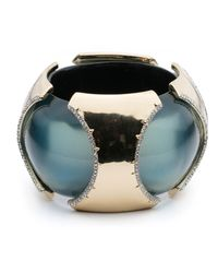 Alexis Bittar - Multicolor Large Segmented Hinge Bracelet You Might Also Like - Lyst
