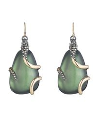Alexis Bittar - Multicolor Snake Wrapped Lucite Drop Wire Earring You Might Also Like - Lyst