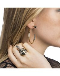Alexis Bittar - Metallic Coiled Snake Ring You Might Also Like - Lyst