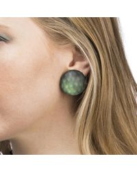 Alexis Bittar - Multicolor Medium Dome Clip Earring - Lyst