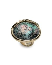 Alexis Bittar - Metallic Sculptural Sphere Cocktail Ring You Might Also Like - Lyst