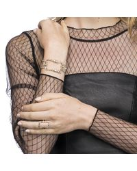 Alexis Bittar - Multicolor Crystal Encrusted Oversize Link Cuff Bracelet You Might Also Like - Lyst