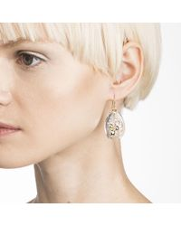 Alexis Bittar - Multicolor Liquid Lucite With Diamond Dust Wire Earring You Might Also Like - Lyst