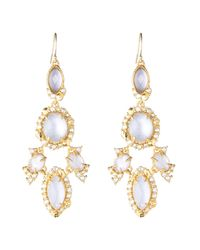 Alexis Bittar - Metallic Chandelier Earring You Might Also Like - Lyst