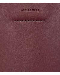 AllSaints - Multicolor Kepi Ns Tote - Lyst