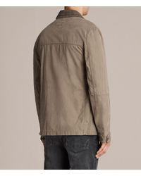 AllSaints | Multicolor Dyers Jacket for Men | Lyst