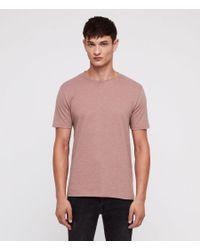 AllSaints - Multicolor Brace Tonic Crew T-shirt for Men - Lyst
