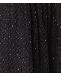 AllSaints - Black Milda Skirt - Lyst