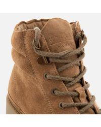 Superdry - Brown Selina Hiking Boots for Men - Lyst