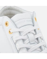 Android Homme - White Men's Propulsion Mid Trainers for Men - Lyst