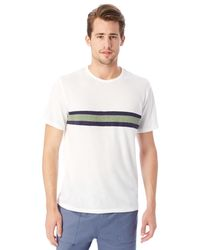 Alternative Apparel - White All American Keeper Vintage Jersey T-shirt for Men - Lyst