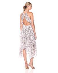 Keepsake - Multicolor Lovers Holiday Dress Print, - Lyst