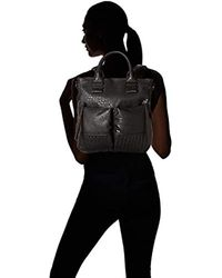 French Connection - Black Kim Backpack - Lyst