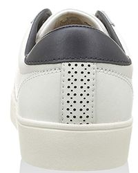 Fred Perry Multicolor Spencer Leather Sneaker for men
