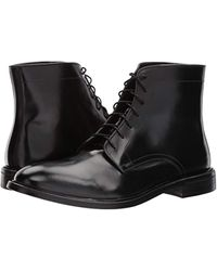Kenneth Cole - Black Design 10795 Combat Boot for Men - Lyst