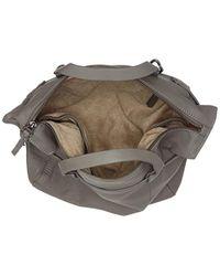 Liebeskind Berlin - Gray Belfast Vintage Leather Convertible Backpack - Lyst