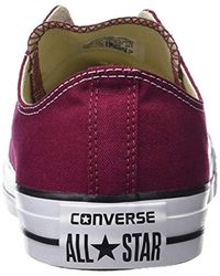 Converse - Black Chuck Taylor All Star 2018 Seasonal Low Top Sneaker for Men - Lyst