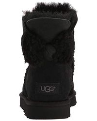 Ugg - Black Arielle Winter Boot - Lyst