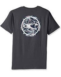 O'neill Sportswear - Gray Boards T-shirt for Men - Lyst