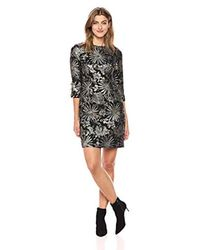 Trina Turk - Black Moonrise Dress - Lyst