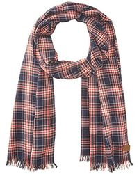 Original Penguin - Multicolor Woven Check Scarf for Men - Lyst