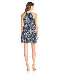 Parker - Blue Williame Dress - Lyst